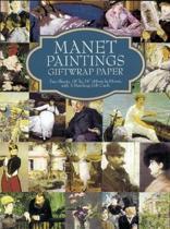 Manet Paintings Giftwrap Paper