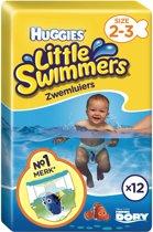 Huggies - Little swimmers maat2/3 12 stuks