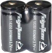 Feiyu Tech 18350 batterijen voor G4 - 2 stuks