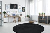 Arte Espina Modern vloerkleed Rabbit 100 Antraciet 80cm x 150cm