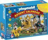 Playmobil Adventskalender Keizerlijk Riddertoernooi - 4163