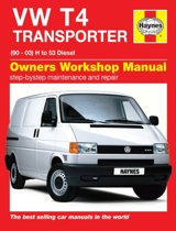 VW Transporter Diesel (90 - June 03) H To 03