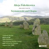 Alicja Fiderkiewicz Plays Piano Music By Szymanows