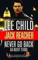 Boekomslag van 'Jack Reacher 18 - Ga nooit terug'