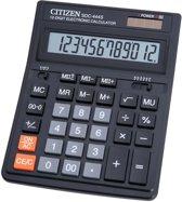 Citizen SDC-444S Desktop Basisrekenmachine Zwart calculator