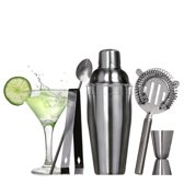 Bravissima Kitchen Cocktailshaker Set - 5 delig