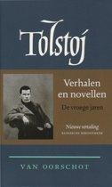 Omslag van 'De Russische bibliotheek 1 - De dood van Ivan Iljitsj | De Kreutzersonate'