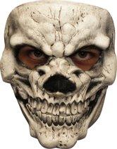 Glimlach uit de hel masker voor volwassenen - Verkleedmasker