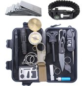 16 in 1 Multitool Ultimate Survival Kit | Outdoor