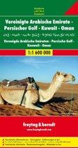 FB Verenigde Arabische Emiraten • Perzische Golf • Koeweit • Oman