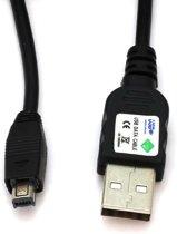 USB Kabel - USB naar Mini-USB B - 3 meter