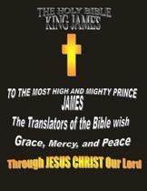 The Holy Bible King James. (KJV - Original Version 1611)