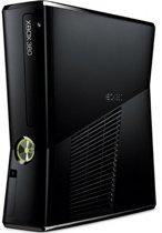 Microsoft Xbox 360 Slim Console - 4GB - Zwart - Xbox 360