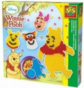 SES strijkkralen Winnie de Poeh