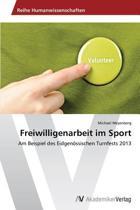 Freiwilligenarbeit Im Sport