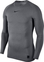 Pro Top Ls Compression Sportshirt Heren