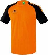Erima Sportshirt - Maat 164  - Unisex - oranje/zwart