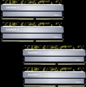 G.Skill Sniper X F4-3600C19Q-64GSXKB geheugenmodule 64 GB DDR4 3600 MHz