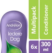 Andrélon Iedere Dag - 6 x 300 ml - Conditioner - Voordeelverpakking
