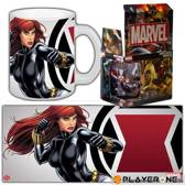 MARVEL - Mug Black Widow - Avengers Series 1