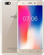 AllCall Madrid 5,5 inch Android 7.0 Quad Core 2600mAh 1GB/8GB Goud