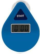 Douche Timer - Douche Wekker - Keuken Wekker - Shower Timer - Reduceert Douchetijd + GRATIS Batterij Inbegrepen