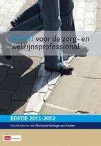 Recht voor de zorg- en welzijnsprofessional  / 2011-2012