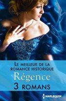 Le meilleur de la romance historique : Régence