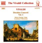 Vivaldi: Dresden Concerti Vol 1 / Alberto Martini, et al