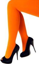 Panty 60 den microfiber fluor oranje