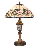 Tafellamp Tiffany ø 40*60 cm 1x E27 / Max 60W Multi | 5LL-5774 | Clayre & Eef