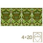 Pukka Ginseng Matcha Green Biologische thee - 4x20 theezakjes