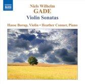 Gade: Violin Sonatas No.1-3