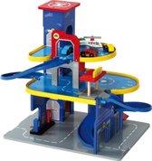 Base Toys Houten Garage Parking City
