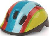 Polisport Rainbow fietshelm kind - Maat XXS (44-48cm) - Multi