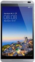 Telekom Huawei MediaPad M1 8.0 8GB 3G 4G Zilver tablet