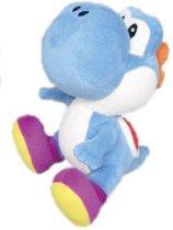 Super Mario Bros.: Blue Yoshi 15 cm Knuffel
