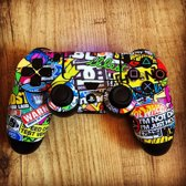 PS4 dualshock Controller PlayStation sticker skin | Stickerbom