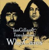 Ian Gillan & Tony..