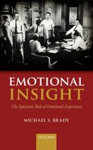 Emotional Insight: The Epistemic Role of Emotional Experience