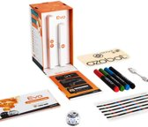 Ozobot Evo - Educatieve Smart Robot - Starter Pack - Crystal White