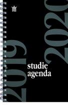 Ryam studie-agenda spiraal - Zwart
