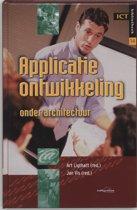 Applicatieontwikkeling(u) onder architectuur