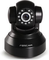 Foscam FI9816P - IP-camera - Zwart