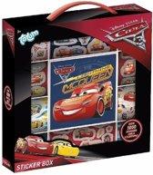 Cars 3 sticker box