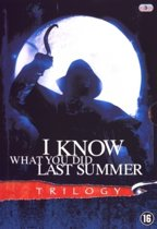 I Know What You Did Last Summer Trilogy (dvd)