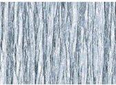 Crepepapier 250x50cm Zilver