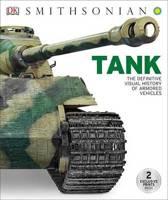 Boek cover Tank van Dk