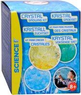 Maak je eigen kristal - kristalgroeiset