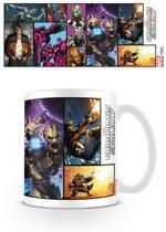 Marvel Guardians of the Galaxy Comic Mok